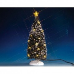 LEMAX EVERGREEN TREE WITH 24 CLEAR LIGHT 74264