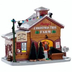 LEMAX HENRY'S CHRISTMAS TREE FARM 75257