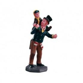 LEMAX BOB CRATCHIT AND TINY TIM 02403