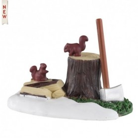 LEMAX AXE AND LOGS 04730