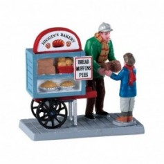 LEMAX DELIVERY BREAD CART 92749
