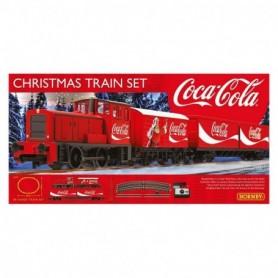 HORNBY R1233 THE COCA-COLA CHRISTMAS TRAIN SET TRENO DI NATALE COCA COLA