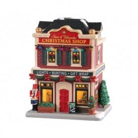 LEMAX STAR OF WONDER CHRISTMAS SHOP 05646