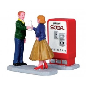 LEMAX CAN I BUY YOU A SODA?