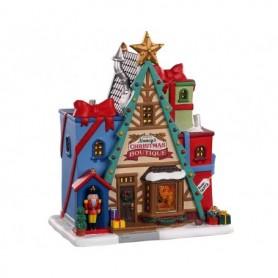 LEMAX NANCY'S CHRISTMAS BOUTIQUE, B/O LED 05696