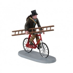 LEMAX TRAVELLING CHIMNEY SWEEP 12035