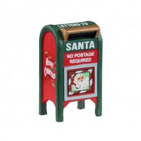 LEMAX CHRISTMAS MAILBOX 14842