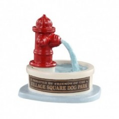 LEMAX DOG PARK WATER FOUNTAIN 14843