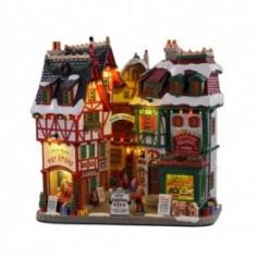 LEMAX CHRISTMAS CITY, B/O (4.5V) 15739