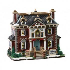 LEMAX HERITAGE HOUSE, B/O LED 15763