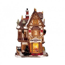 LEMAX TANNENBAUM CHRISTMAS SHOPPE 35845