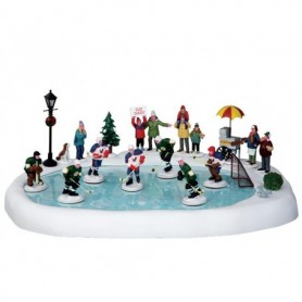 LEMAX HOCKEY IN THE PARK, SET OF 19 44766