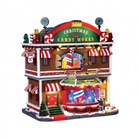 LEMAX CHRISTMAS CANDY WORKS 65164