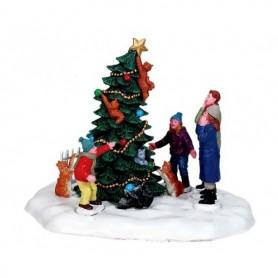 LEMAX CHRISTMAS CATASTROPHE 73303