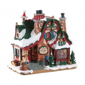 LEMAX THE CLAUS COTTAGE 75292