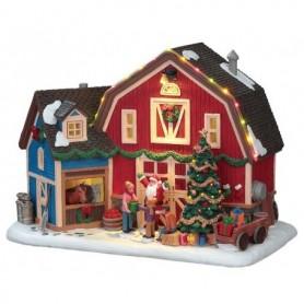 LEMAX CHRISTMAS AT THE FARM 75192
