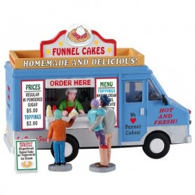 LEMAX FUNNEL CAKES FOOD TRUCK 93420