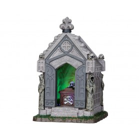 LEMAX HAUNTED CRYPT
