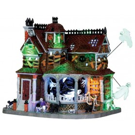 LEMAX LAST HOUSE ON THE LEFT, SET OF 2