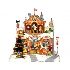 LEMAX SANTA'S WORKSHOP 35558