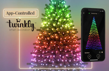 Twinkly wi-fi Christmas Led Lights