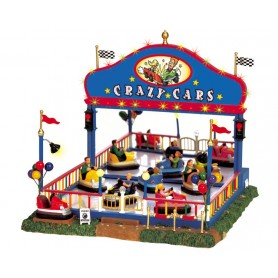 LEMAX CRAZY CARS, SET OF 6 64488