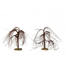 LEMAX WINTER WILLOW, SET OF 2, SMALL