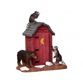 LEMAX OUTHOUSE MARAUDERS