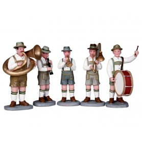 LEMAX OOM PAH BAND, SET OF 5