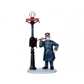LEMAX POLICE CALL BOX