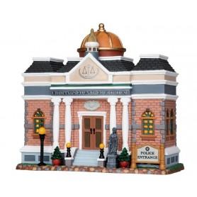 LEMAX FAIRBANKS COUNTY COURT HOUSE