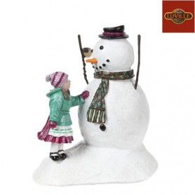 LUVILLE ANA AND MR SNOWMAN