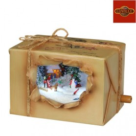 LUVILLE MUSIC BOX XMAS PACKAGE