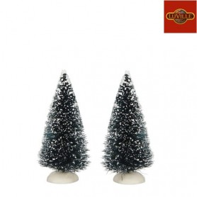 LUVILLE BRISTLE TREE S SET OF 2