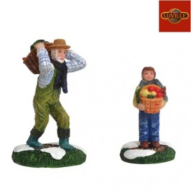 LUVILLE HERMAN AND TIMO SET OF 2