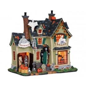 LEMAX SCARIEST HALLOWEEN HOUSE