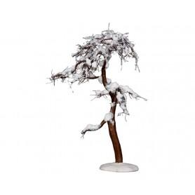 LEMAX WINTER CYPRESS TREE, LARGE