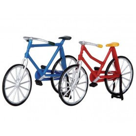 LEMAX BICYCLE, SET OF 2 SELF-STAND