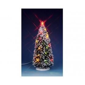 LEMAX LIGHTED CHRISTMAS TREE, LARGE