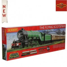 LUVILLE HORNBY THE FLYING SCOTSMAN TRAIN SET R1167