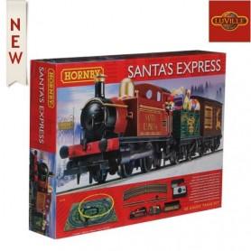 LUVILLE HORNBY SANTA'S EXPRESS TRAIN SET R1179