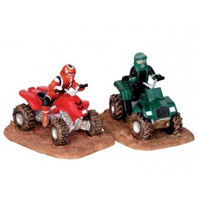LEMAX ATV ACTION, SET OF 2
