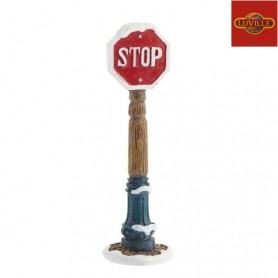 LUVILLE STOP SIGN