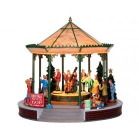 LEMAX CHRISTMAS SOCK-HOP