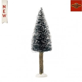 LUVILLE BRISTLE TREE ON LOG GREEN H15XD4