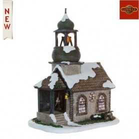 LUVILLE CHURCH L25XW17,5XH31