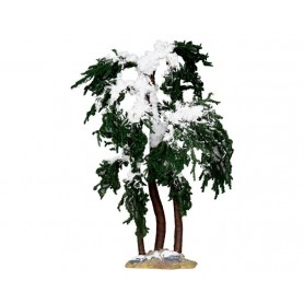 LEMAX SNOWY MULBERRY TREE, LARGE