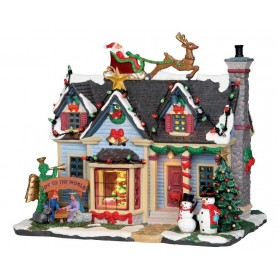 LEMAX BEST DECORATED HOUSE