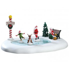 LEMAX NORTH POLE ICE FOLLIES 64045