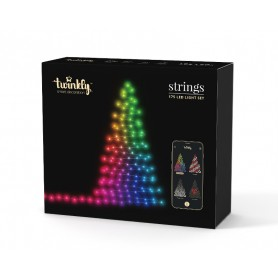 TWINKLY STRINGS 175 LUCI LED WI-FI PLUG EU